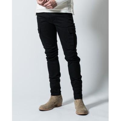 wjk / M65 skinny pants MEN パンツ > カーゴパンツ