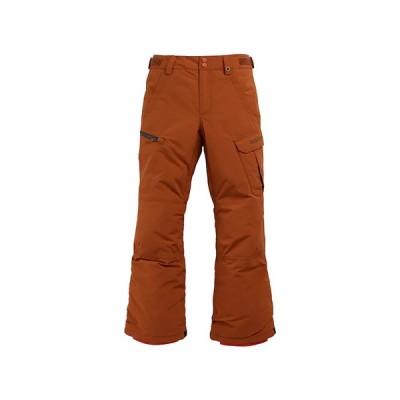 バートン(BURTON) スノーウェア キッズ ジュニア Exile Cargo パンツ 115891 05200 雪遊び ウェア (キッズ)