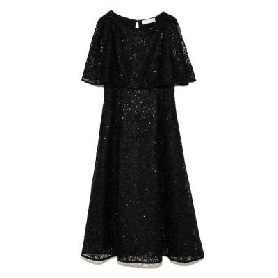 【セルフォード/CELFORD】 スパンコール刺繍ドレス
