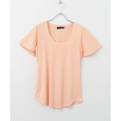 Sonny Label/サニーレーベル CAL.Berries WIND CHASER T-SHIRTS PEACH S