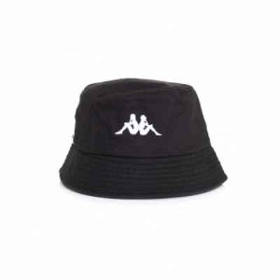 カッパ Kappa ユニセックス 帽子 - Gunther Caviar - Hat black