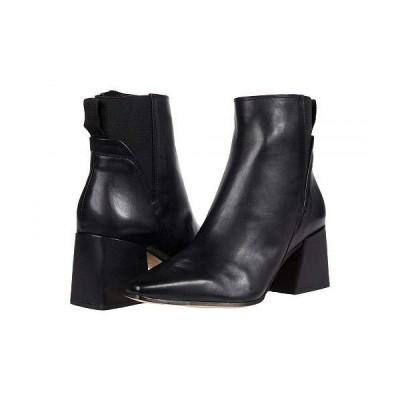 Franco Sarto フランコサルト レディース 女性用 シューズ 靴 ブーツ アンクル ショートブーツ Brynn - Black