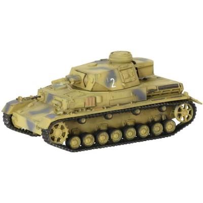 ドラゴンアーマー 1/72 第二次世界大戦 ドイツ軍 4号戦車 F1型 グロースドイッチュラント師団 東部戦線 1942 ダークイエロー 塗