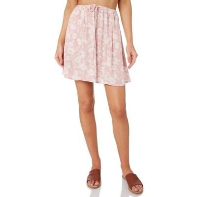 ヒドゥンウェイ The hidden way レディース ミニスカート スカート Olivia Mini Skirt Lovers floral