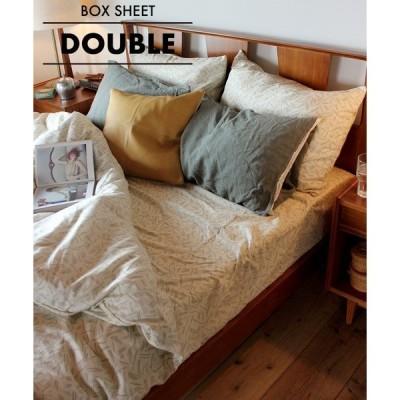 ベッド 寝具 SAWTELL BOX SHEETS D