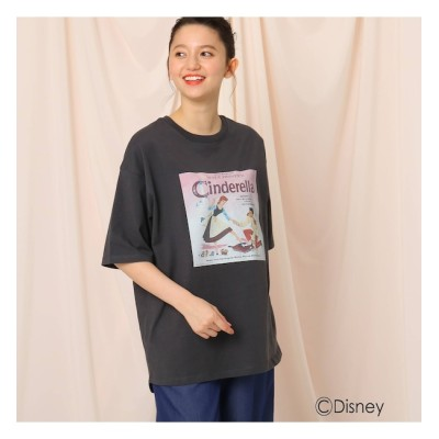 【クチュール ブローチ/Couture brooch】 【限定商品】「シンデレラ」/プリントTシャツ