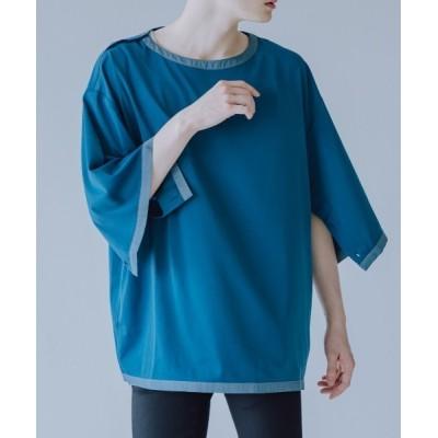 KUUUPY / KUUUPY - 袖スリットプルオーバービッグTシャツ MEN トップス > Tシャツ/カットソー