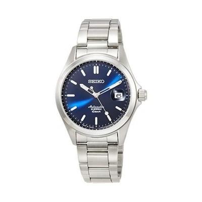 [セイコーウォッチ] 自動巻き腕時計 セイコーショップ限定モデル セイコー ショップ流通限定モデル クラシックライン SZSB016 メンズ シルバー