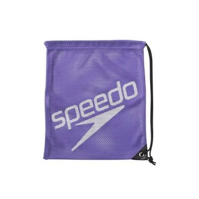 スピード(SPEEDO) メッシュバッグ SD96B07 VI (メンズ、レディース)