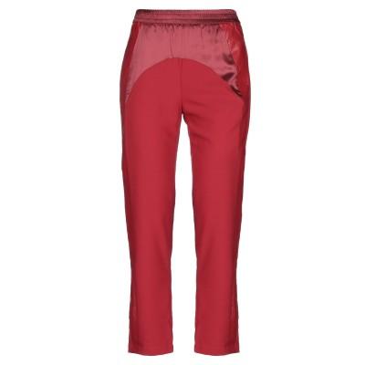 8PM パンツ レッド XS ポリエステル 100% / ポリウレタン / レーヨン / コットン / 金属 パンツ