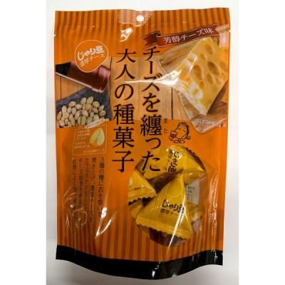 東海農産 じゃり豆 芳醇チーズ味 80g