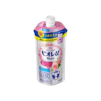 ビオレu エンジェルローズの香り つめかえ用 340ml KAO