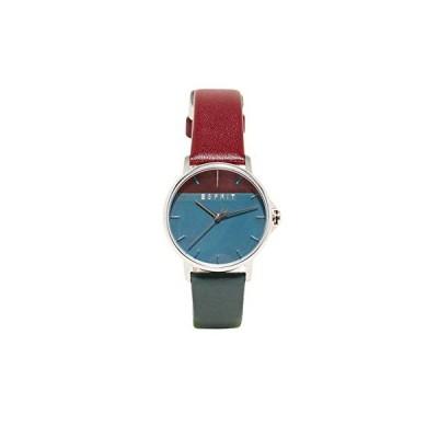 Esprit Womens Analogue Quartz Watch with Leather Strap ES1L065L0055 並行輸入品