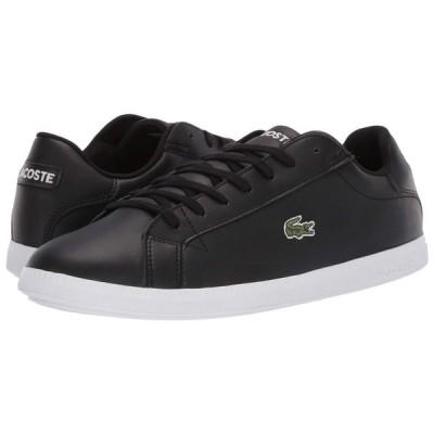 ラコステ Lacoste メンズ スニーカー シューズ・靴 Graduate BL 1 SMA Black/White