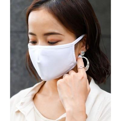 夏用 洗える 3D立体 高機能 マスク レディース 撥水/速乾/防臭