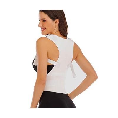 Thoracic Back Brace Posture Corrector Magnetic Lumbar Back Support BeltBack