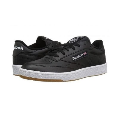 Reebok Lifestyle リーボック メンズ 男性用 シューズ 靴 スニーカー 運動靴 Club C 85 - Int/Black/White/Gum