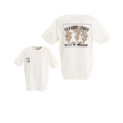 桃太郎(MOMOTARO)半袖Tシャツ 07-092W