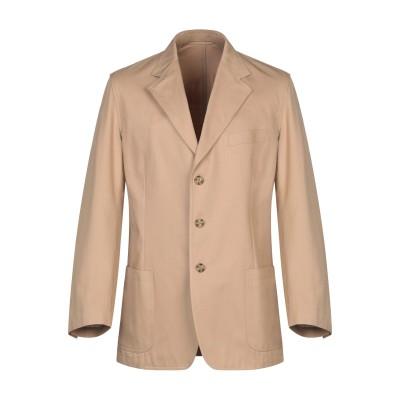 ADDICTION ITALIAN COUTURE テーラードジャケット ベージュ 54 コットン 100% テーラードジャケット