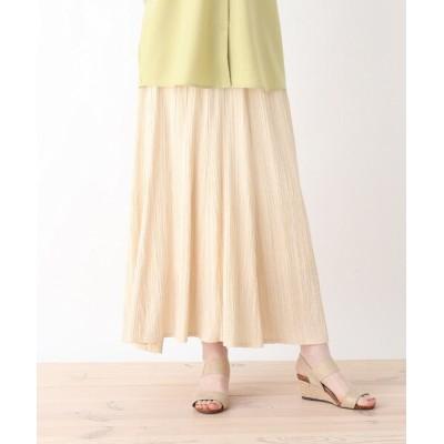 SHOO・LA・RUE / ウエストギャザーゴア-ドスカート WOMEN スカート > スカート