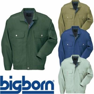 作業服 ブルゾン ビッグボーン ジャケット 4416 作業着 通年 秋冬