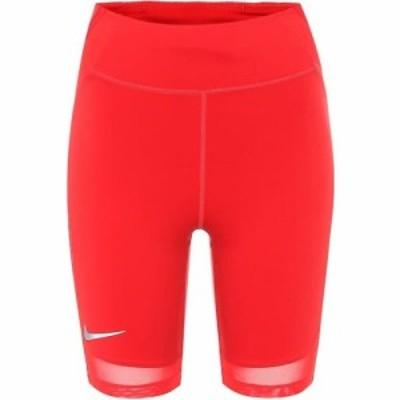 ナイキ Nike レディース ショートパンツ ボトムス・パンツ city ready running shorts Uuniversity Red/Reflect Black