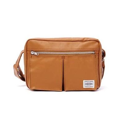 Yoshida Bag Porter Freestyle Shoulder Bag Camel 707-08212【並行輸入品】