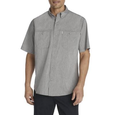 ジーエイチバス メンズ シャツ トップス Explorer Short Sleeve Button Down Shirt