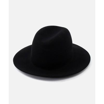 帽子 ハット FEDORA HAT/フェドラハット