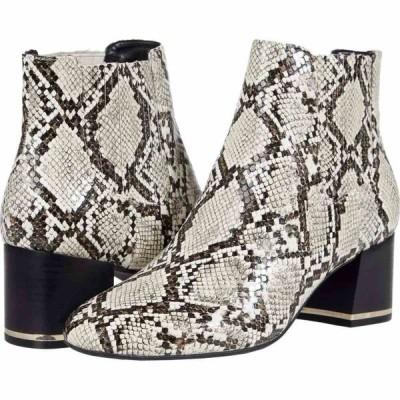 ケネス コール Kenneth Cole New York レディース ブーツ シューズ・靴 Edina Bootie Black/White Printed Smooth