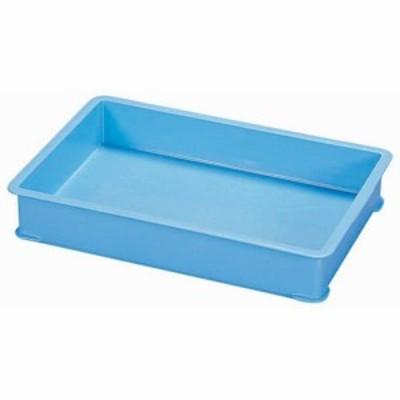 サンコー PPカラー番重 A型 ブルー ABV8501