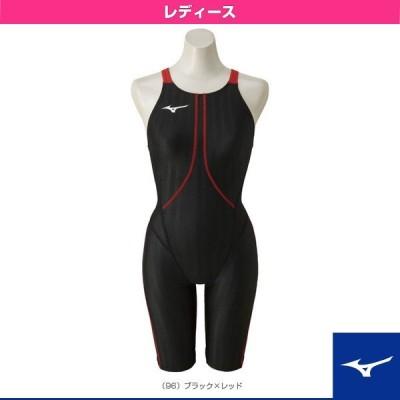 ミズノ 水泳ウェア(レディース)  ストリームアクセラ ハーフスーツ/レディース(N2MG8223)