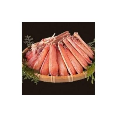 【5】生ずわい蟹 お鍋 セット 約1.2kg NA03