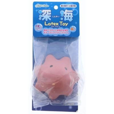 アドメイト 犬用おもちゃ 深海ラテックストイ メンダコ
