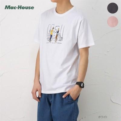 半袖Tシャツ メンズ Tシャツ 半袖 トップス ネコポス対応