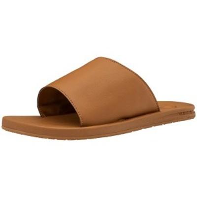 ボルコム レディース サンダル シューズ Volcom E-Cliner Slide Sandals - Women's Cognac