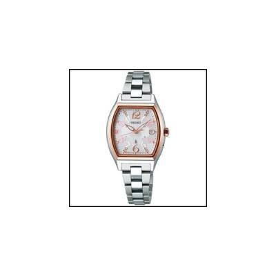 セイコー ルキア ソーラー 電波 時計 レディース 腕時計 SSQW020