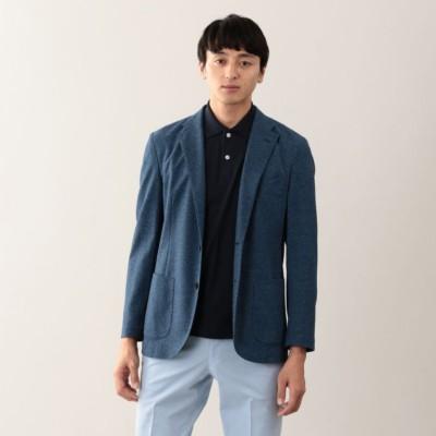 【EASY DRESSING】ライトウェイトクレープ 2パッチジャケット