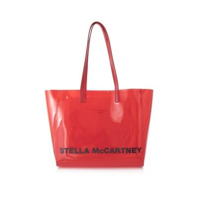 ステラ マッカートニー Stella McCartney ロゴ ショッパー トートバッグ 手提げ 新品