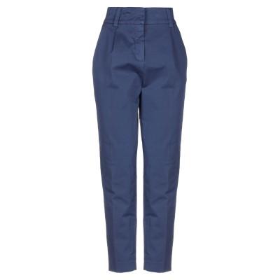 トゥルー ロイヤル TRUE ROYAL パンツ ブルー 40 コットン 98% / ポリウレタン 2% パンツ