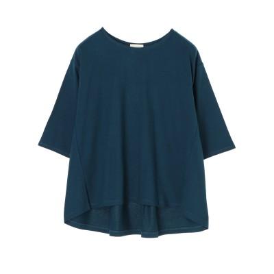 夏から秋へスイッチTシャツ(サイドスリット)