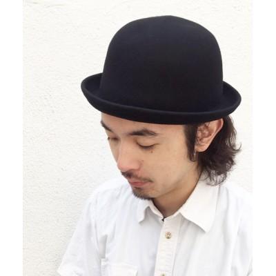 polcadot / フェルト ミニボーラーハット WOMEN 帽子 > ハット