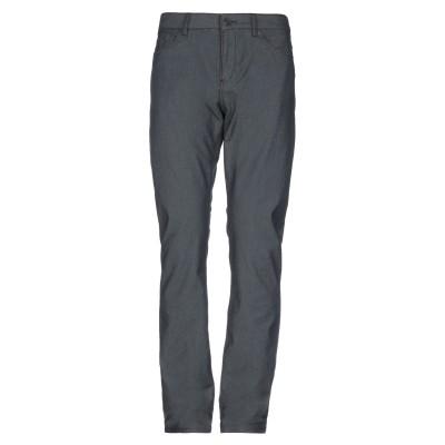 BOSS HUGO BOSS パンツ ブラック 35 コットン 76% / ポリエステル 21% / ポリウレタン 3% パンツ