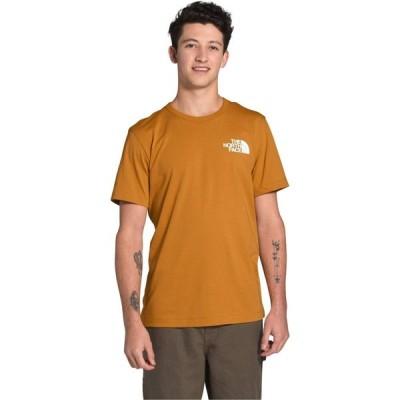 ザ ノースフェイス The North Face メンズ Tシャツ トップス Himalayan Bottle Source Short Sleeve Tee Citrine Yellow