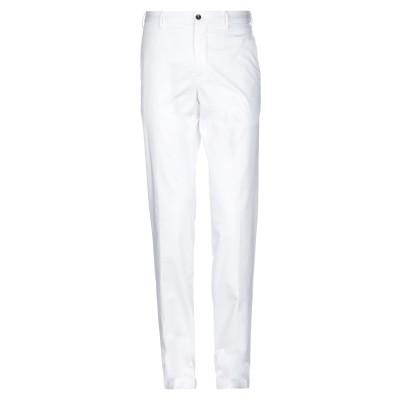 PT Torino パンツ ホワイト 48 コットン 96% / ポリウレタン 4% パンツ