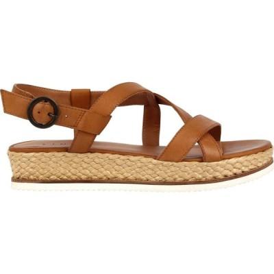 リネアペレ Linea レディース サンダル・ミュール シューズ・靴 Rope Sandals Tan