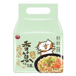 台酒TTL 漫煮食光-紹興香蔥拌麵(4包/袋)