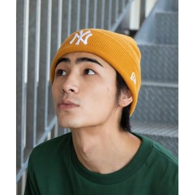 WEGO / ∴WEGO/別注NEWERA Cuff Knit MEN 帽子 > ニットキャップ/ビーニー