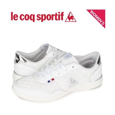 【スニークオンラインショップ】 ルコック スポルティフ le coq sportif スニーカー レディース セギュール 3 ワイド メッシュ SEGUR 3 WIDE MS ホワイト 白 Q レディース その他 23.5 SNEAK ONLINE SHOP
