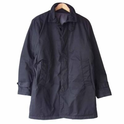 Pherrow's フェローズ 20AW-PSCC1 中綿 ステンカラー コート ブラック系 L【中古】